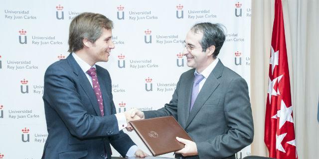 La Universidad Rey Juan Carlos impartirá el Grado de Interpretación Musical en Boadilla