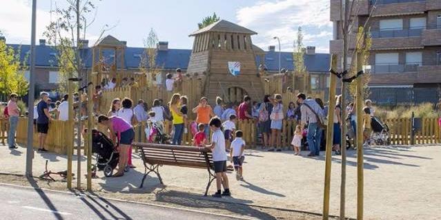 Los lectores de Diario de Boadilla contentos con los parques del municipio