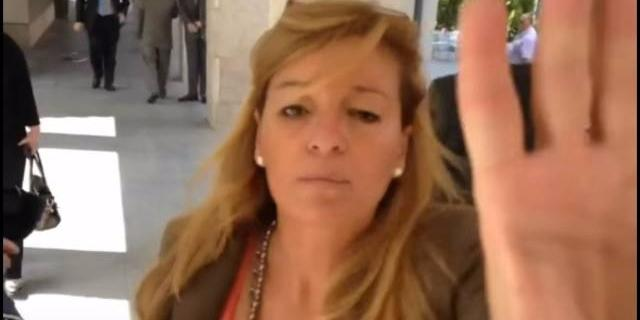 Ana Garrido imputada por sustraer documentos del Ayuntamiento de Boadilla