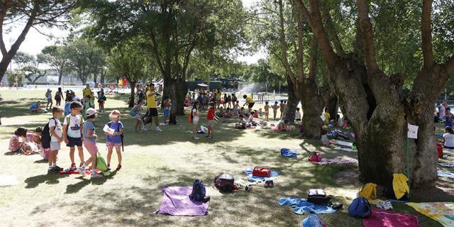 Apúntate a los campamentos estivales del área de Juventud