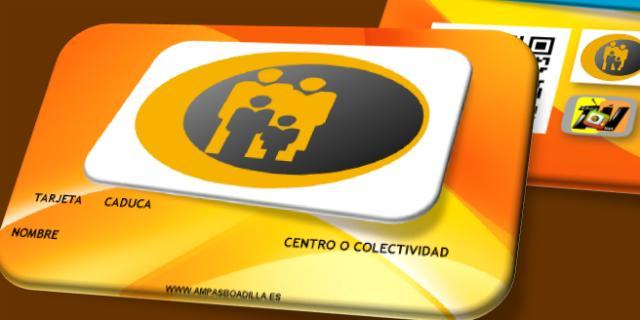 Las AMPAS de Boadilla crean una tarjeta descuento para familias