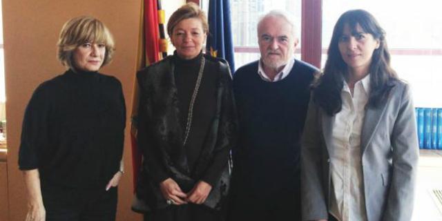PSOE, Ciudadanos y APB pedirán conceder La Encina de Oro a Ana Garrido