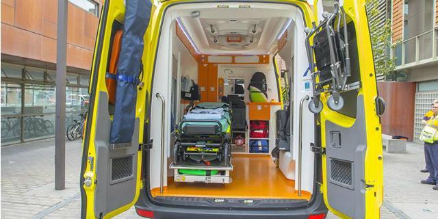 La red de emergencias de Boadilla adquiere una nueva UVI móvil