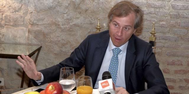 Antonio González Terol repasa la actualidad de Boadilla en los 'Desayunos de Madrid Actual'
