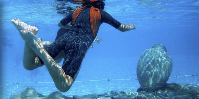 Convertirse en el rescatador de un naufragio es posible en Boadilla