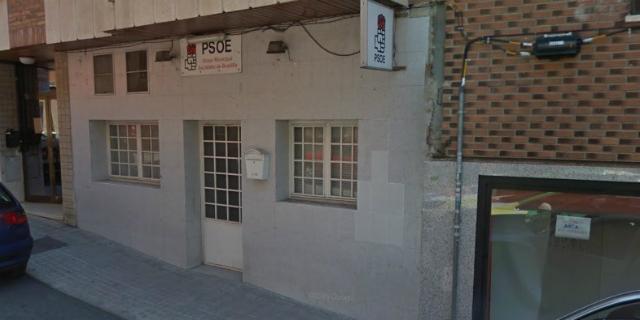 El PSOE ya no cuenta con una sede en Boadilla del Monte