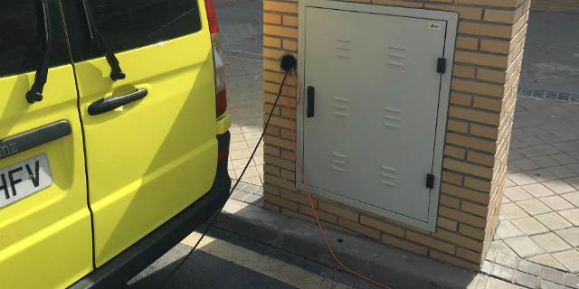 El PSOE pide un aparcamiento para los vehículos de Protección Civil