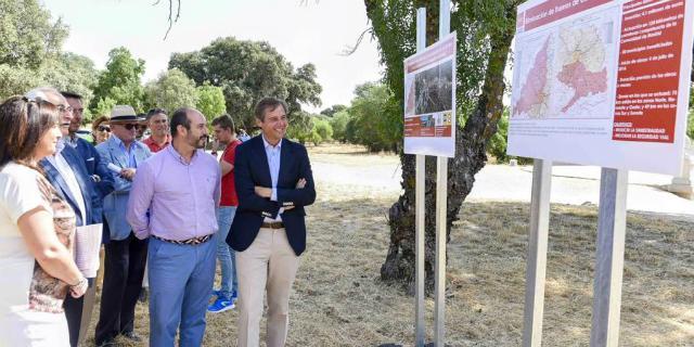 La Comunidad de Madrid eliminará el punto negro de la M-513 a su paso por Boadilla