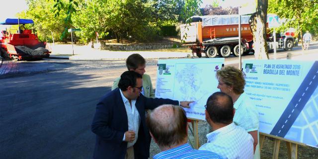 La operación asfalto beneficiará a seis urbanizaciones y dos sectores