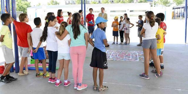 Jornada de puertas abiertas para conocer el campamento de verano del Teresa Berganza