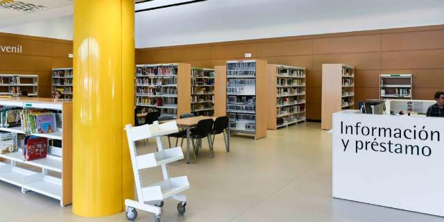 Las bibliotecas de Boadilla abren por exámenes