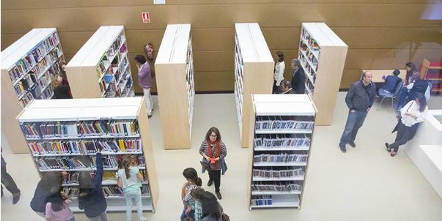 Más de 30.000 euros en fondos para las bibliotecas de Boadilla