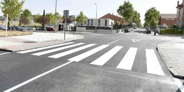 Finaliza la operación asfalto 2016 en Boadilla del Monte