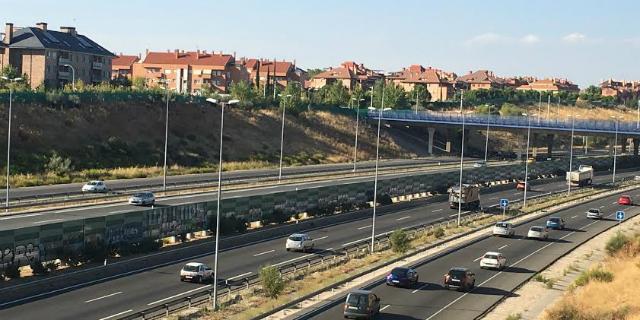 El PSOE preguntará al Gobierno en funciones por las pantallas acústicas de la M-50