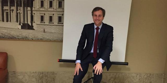 Terol vuelve a la lista al Congreso del PP de Madrid