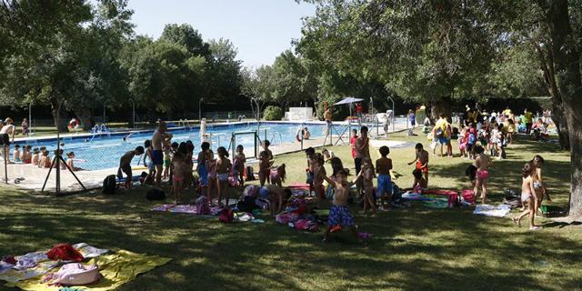 La piscina municipal abre sus puertas